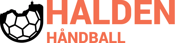 Halden Handball horizontal logo
