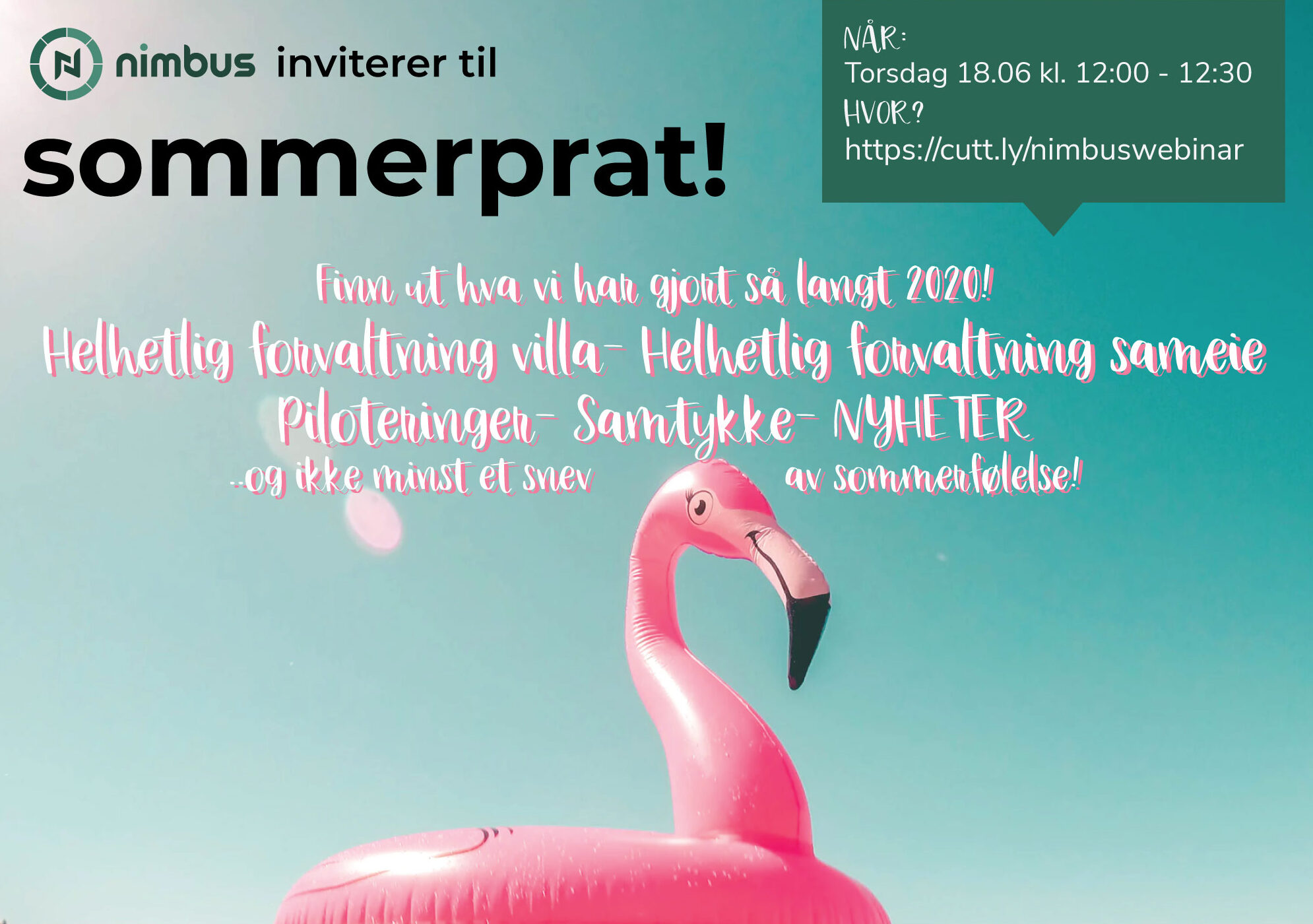 Sommerprat for Nimbus